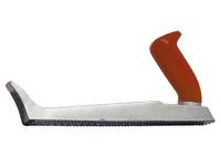 Рубанок, 250 х 42 мм, обдирочный, металлический, для гипсокартона MATRIX