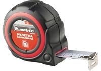 Рулетка MATRIX Target, автоматическая фиксация, обрезиненный корпус