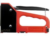 Степлер мебельный 4-функциональный пластиковый MATRIX MASTER, тип скобы:53, 28, 300, 500, 6-14 мм.