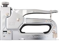 Степлер мебельный регулируемый MATRIX MASTER, тип скобы 53, 4-14 мм.