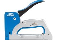 Степлер металлический БАРС, 3 в 1, регул. удара, двухкомп. рукоятка,тип скобы 53, 300, 500, 6-14мм.