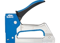 Степлер металлический БАРС, двухкомпонентная рукоятка, тип скобы 53, 6-10мм.