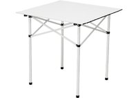 Стол складной алюминиевый, 700x700x700 ммPALISAD Camping