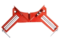 Струбцина угловая SPARTA, 75 мм, алюминиевая
