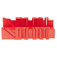 Стусло MATRIX, 300 х 90 мм, пластиковое, 4 угла для запила