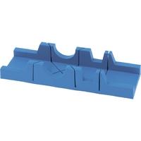 Стусло пластиковое 295 х 65 мм, 3 угла для запила, СИБРТЕХ