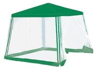 Тент садовый с москитной сеткой, 2,5*2,5/2,4PALISAD Camping