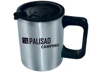 Термокружка с крышкой-поилкой, 450 мл PALISAD Camping