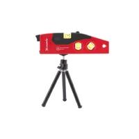 Уровень лазерный MATRIX, 180 мм, 220 мм штатив, 4 глазка