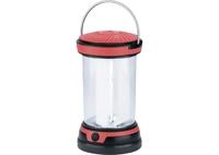Фонарь кемпинговый, светодиодный, 4 режима свечения, ABS+PS пластик, 6 LED, 3хАА Stern