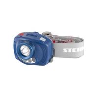 Фонарь налобный Extreme, ABS, 3 реж, ИК сенсор, CREE XP-E LED 3 Вт 120 лм+2 red, 8 ч, 3хААА Stern