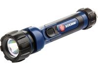 Фонарь светодиодный, противоударный, влагозащищённый, 1 LED, 2хАА Stern