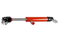 Цилиндр гидравлический, 2 т, стяжной усиленный с крюками MATRIX