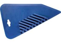 Шпатель прижимной пластмассовый, 280 мм Сибртех