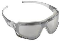 """Очки KRAFTOOL """"EXPERT"""" защитные поликарбонатная монолинза с двухкомпонентной эластичной оправой"""