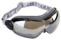 """Очки KRAFTOOL """"EXPERT"""" защитные с непрямой вент., с оправой из термопластэластомера, линза поликарб"""