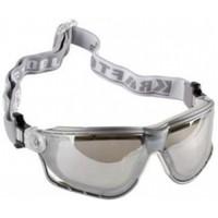 """Очки KRAFTOOL """"EXPERT"""", защитные с непрямой вентиляцией для маленького размера лица, поликарб линза"""