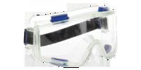 """Очки ЗУБР """"ЭКСПЕРТ"""" защитные закрытого типа, панорамные с непрямой вентиляцией, линза поликарб"""