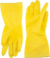 Перчатки DEXX латексные, х/б напыление, рифлёные
