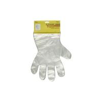 Перчатки STAYER одноразовые полиэтиленовые, 20 шт
