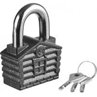 Замок навесной, дисковый механизм секрета, ВС2-34