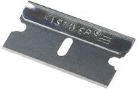 """Лезвия STAYER """"MASTER"""" сменные для скребков арт. 0853, 08533, 08535, тип Н01, 40мм, 5шт"""
