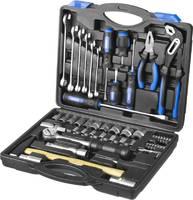 Набор слесарно-монтажного инструмента СИБИН, 56 предметов
