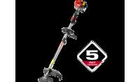 """Триммер бензиновый (бензокоса) ЗУБР """"МАСТЕР"""", 25,4см3 (0.82 л.с./0,6 кВт), 8500об/мин, катушка/нож,"""