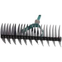 """Грабли двухсторонние RACO """"MAXI"""", с быстрозажимным механизмом, 22 зубца / 350мм"""