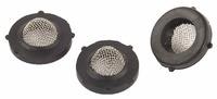 Набор фильтров GRINDA из ударопрочной пластмассы: 24 мм внешний диаметр, 3 шт