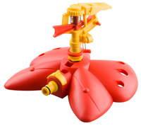 """Распылитель импульсный GRINDA, пластмассовый, на подставке, тип """"Бабочка"""""""