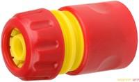 Соединитель GRINDA из ударопрочной пластмассы, шланг-насадка