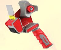 """Пистолет ЗУБР """"ЭКСПЕРТ"""" для клеящих лент, металлический корпус, двухкомпонентная рукоятка"""