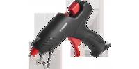 """Пистолет ЗУБР """"МАСТЕР"""" термоклеящий, электрический, эргономичная рукоятка, рабочая температура 193гр"""