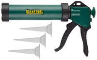 """Пистолет-шприц KRAFTOOL """"INDUSTRIAL"""" для герметиков, 320мл"""