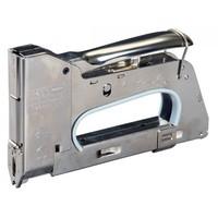 """Степлер RAPID """"CABLELINE"""", для кабеля диам. 4,5мм, скоба: серая, тип 28, 8-11мм"""