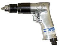 Дрель пневматическая с реверсом, патрон 10 мм, 1800 об/мин, 113 л/мин JONNESWAY