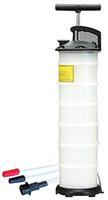 Емкость для откачки масла, объем 6,5 литра JONNESWAY