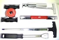 Комплект для демонтажа лобовых стекол, 7 предметов JONNESWAY