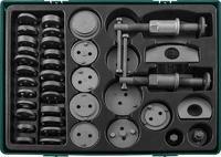 Набор для возврата поршней дисковых тормозов 42 предмета (ложемент) JONNESWAY