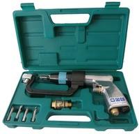 Набор инструмента: Дрель пневматическая для удаления сварочной точки 1800 об/мин, сверла и фильтр, 9