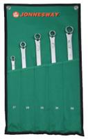 Набор ключей накидных удлиненных 10-24 мм, 6 предметов. JONNESWAY