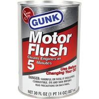 "Промывка двигателя ""Мотор Флеш"" 887 мл GUNK"