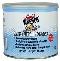 Смазка литиевая белая, банка 455г. GUNK