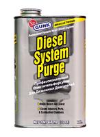 Промывочная жидкость для форсунок дизельных двигателей 946 мл. GUNK