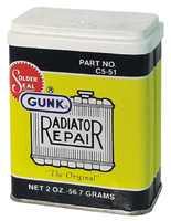 Остановка течи радиатора (порошок) 56.7г GUNK