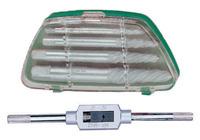 Набор экстракторов спиральных конических с держателем 7 предметов JONNESWAY
