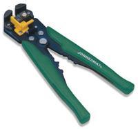 Профессиональный инструмент для обжима и зачистки проводов JONNESWAY
