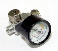 """Регулятор воздуха с манометром для """"Краскопульта"""" системы HVLP JONNESWAY"""