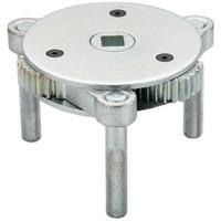 Съемник масляных фильтров трехлапый самозажимной 95-165 мм. JONNESWAY